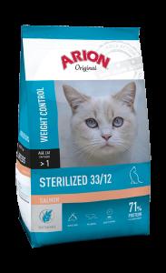 arion original cat sterilized